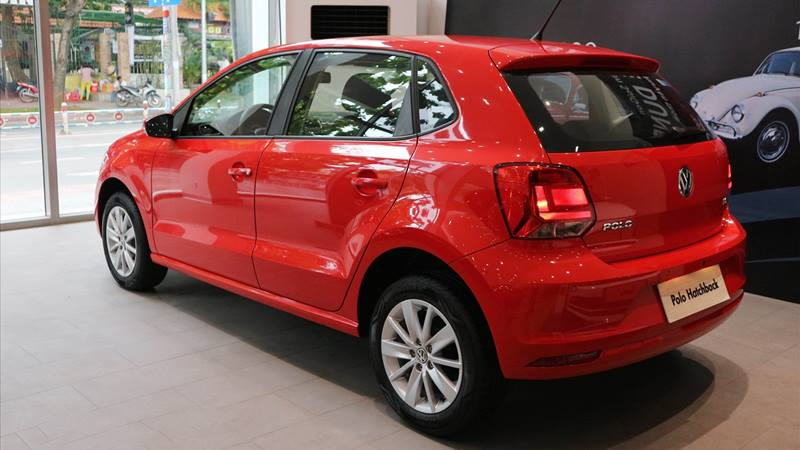 Volkswagen Polo Hatchback 2018
