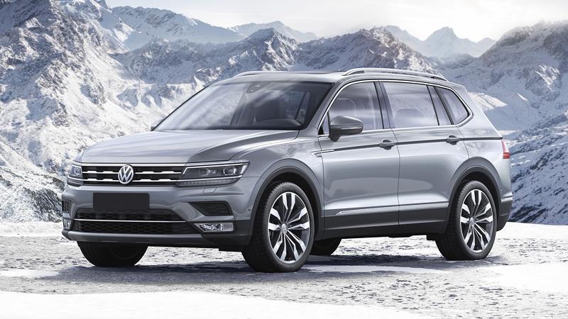 Chi tiết xe xe gầm cao 7 chỗ Volkswagen Tiguan Allspace 2018 tại Việt Nam - Ảnh 1