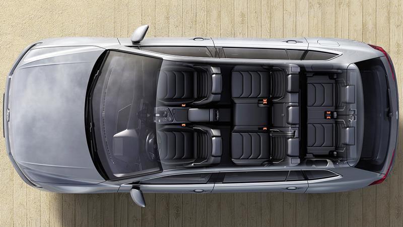 Chi tiết xe SUV 7 chỗ Volkswagen Tiguan Allspace 2018 tại Việt Nam - Ảnh 8
