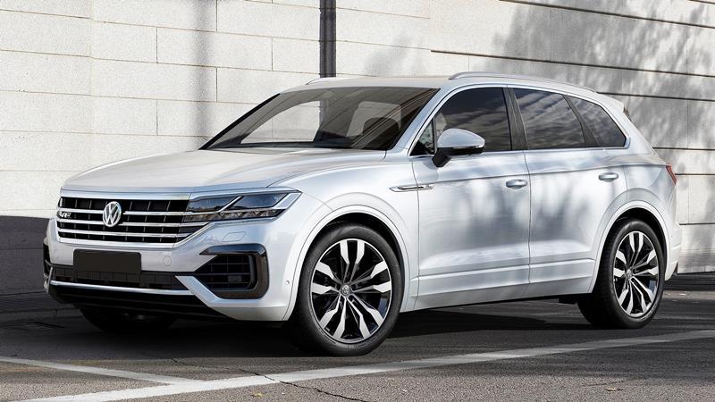 Volkswagen Touareg 2019 thế hệ hoàn toàn mới - Ảnh 4