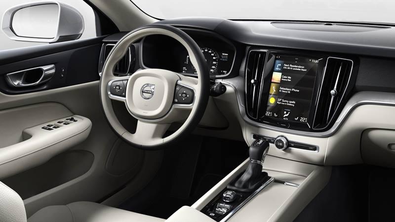 Chi tiết xe Volvo S60 2021 - đối thủ Mercedes C300, BMW 330i - Ảnh 6