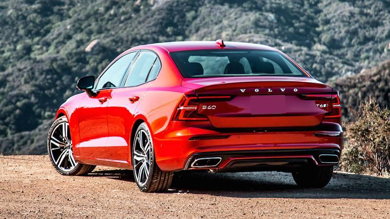 So sánh Audi A4, BMW 3-Series, Mercedes C-Class, Volvo S60 2021 - Ảnh 12