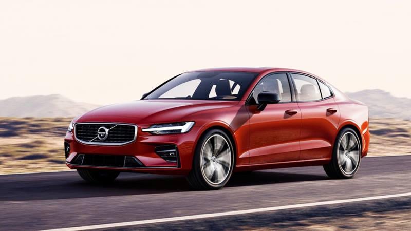 Chi tiết xe Volvo S60 2021 - đối thủ Mercedes C300, BMW 330i - Ảnh 9