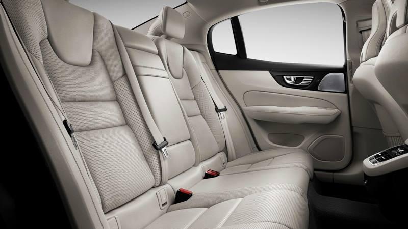 Chi tiết xe Volvo S60 2021 - đối thủ Mercedes C300, BMW 330i - Ảnh 8