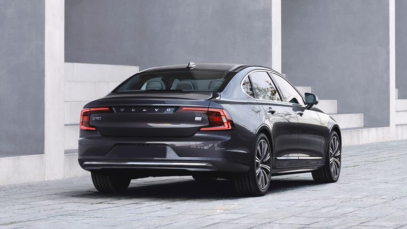 Xe sedan hạng sang Volvo S90 2020 mới nâng cấp - Ảnh 5