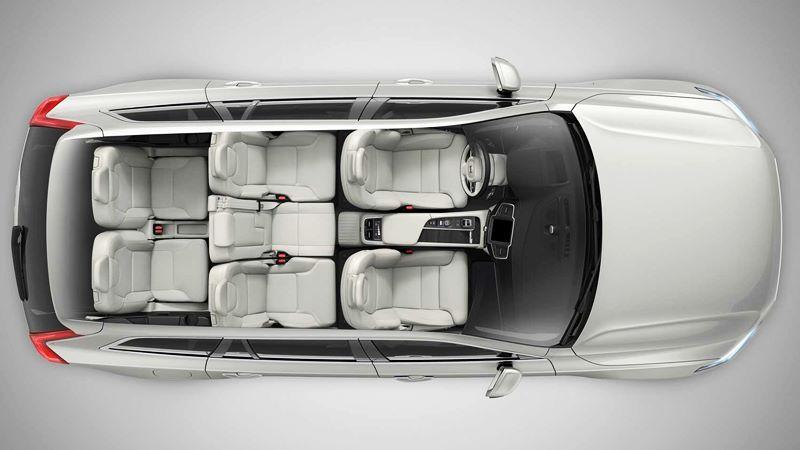 Giá bán xe Volvo XC90 2020 mới tại Việt Nam từ 3,990 tỷ đồng - Ảnh 3