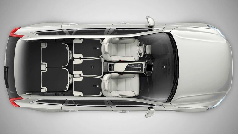 Volvo XC90 2020 phiên bản mới nâng cấp Facelift bán tại Việt Nam - Ảnh 5