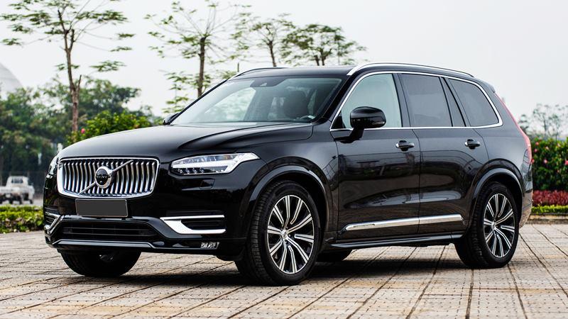 Khuyến mãi Volvo XC90 2020 - Tặng 50% phí trước bạ, voucher 20 triệu  - Ảnh 2