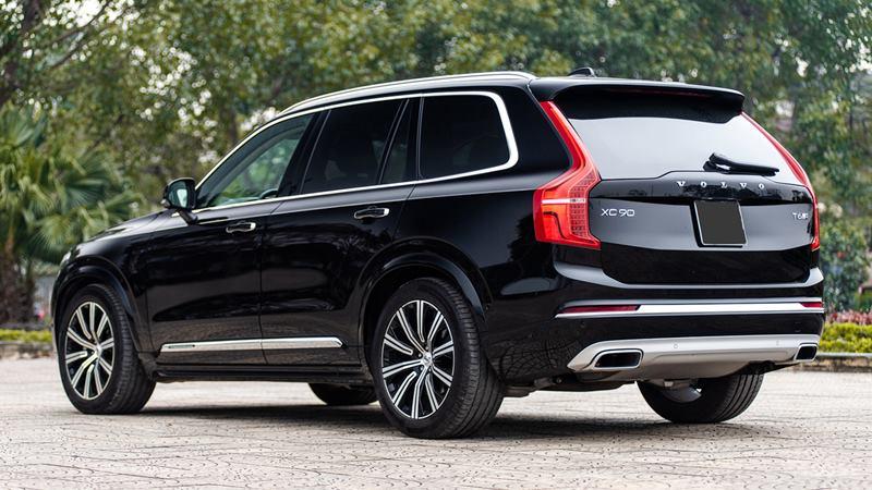 Khuyến mãi Volvo XC90 2020 - Tặng 50% phí trước bạ, voucher 20 triệu  - Ảnh 3