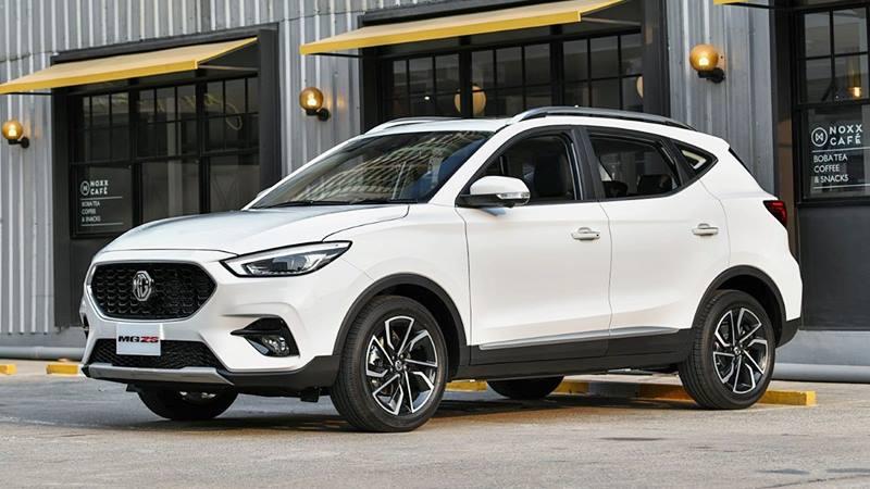 So sánh SUV 5 chỗ 600 triệu - Seltos, Kona, ZS, EcoSport 2021 - Ảnh 5