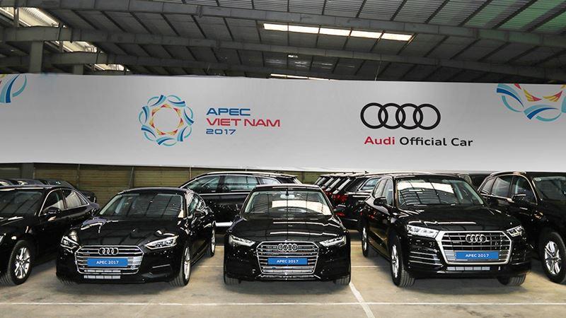 Giá xe AUDI APEC thanh lý - Audi Việt Nam - Ảnh 2