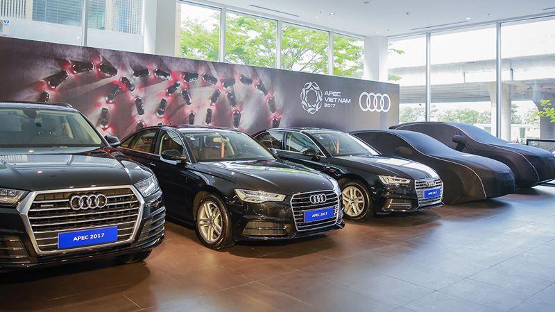 Giá xe AUDI APEC thanh lý - Audi Việt Nam - Ảnh 1