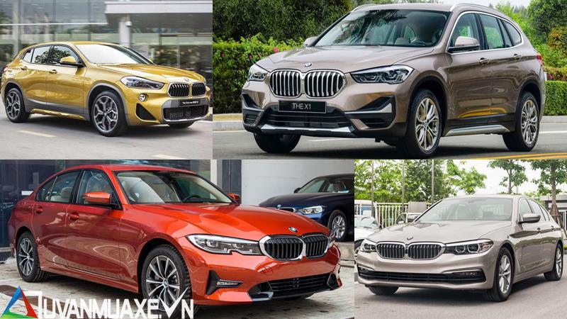 Mua xe BMW giá 2 tỷ tại Việt Nam - Ảnh 1
