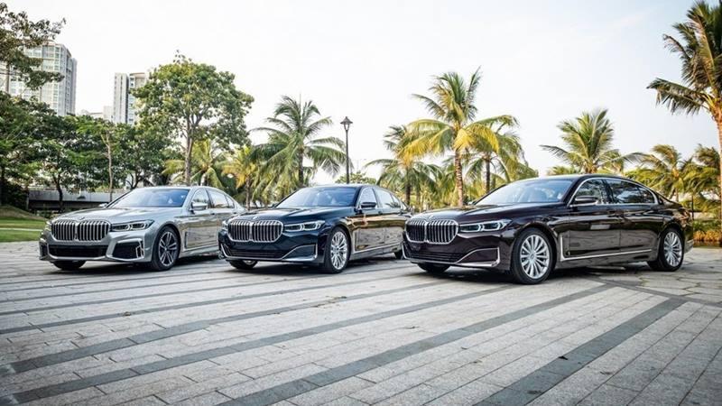 Những dòng xe BMW được ưu đãi 100% phí trước bạ - Ảnh 1