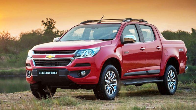 Chevrolet Colorado 2018 giới thiệu biến thể mới tại Philippines - Hình 1