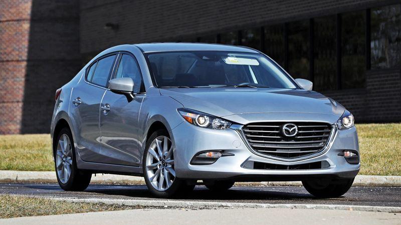 G-Vectoring Control Nâng cấp đáng kể của Mazda3 2017
