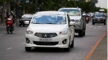 [OS] Danh gia xe Mitsubishi Attrage va phan hoi cua nguoi dung