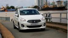 [OS] Chu xe danh gia Mitsubishi Attrage sau 4500 Km