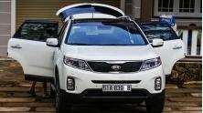 [OS] Nguoi dung danh gia xe Kia Sorento 2016 may dau