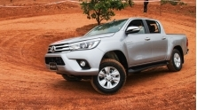 [OS] Danh gia xe Toyota Hilux 2017 ban nang cap tai Viet Nam