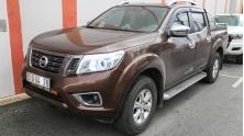 [OS] Nguoi dung danh gia xe Nissan Navara EL sau 15.000 Km su dung