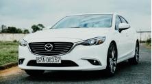 [OS] Nguoi dung danh gia xe Mazda 6 2017 facelift sau 10.000 Km su dung