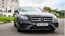 [Tinhte] Danh gia xe Mercedes E-Class 2018 ban E300 AMG tai Viet Nam