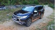 [OS] Danh gia chi tiet xe Mitsubishi Pajero Sport 2018 tai Viet Nam