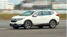 [OS] Danh gia xe Honda CR-V 2018 moi tai Viet Nam