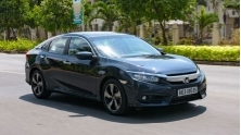[OS] Danh gia xe Honda Civic 2017-2018 moi tai Viet Nam