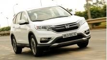 [Otofun] Trai nghiem xe Honda CR-V, gam cao 5 cho gia dinh
