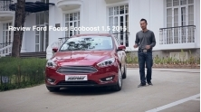 [Xe hay] Video danh gia chi tiet Ford Focus 2016
