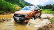 [Otosaigon] Danh gia chi tiet Ford Ranger Wildtrak 3.2L