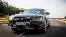 [Otosaigon] Danh gia chi tiet xe Audi A8L tai Viet Nam
