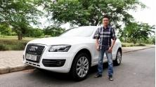 [Otosaigon] Nguoi dung danh gia xe Audi Q5 sau 90.000 Km