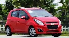 [Dantri] Danh gia chi tiet xe Chevrolet Spark Zest