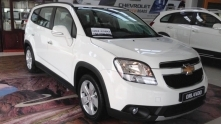 [OS] Nguoi dung danh gia Chevrolet Orlando 2015-2016 sau 2.000 Km