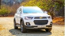 [OS] Danh gia muc tieu hao nhieu lieu Chevrolet Captiva 2016