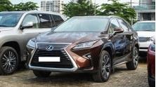 [OS] Nguoi dung danh gia xe Lexus RX 350 2016