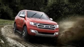 [Otofun] Nguoi dung danh gia Ford Everest 2016 ban Trend
