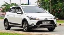 [Otofun] Danh gia chi tiet Hyundai i20 Active - xe gam cao co nho