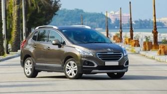 [Autonet] Trai nghiem xe SUV Peugeot 3008 2015-2016
