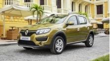 [Autonet] Danh gia xe Renault Sandero Stepway 2016, CUV 5 cho