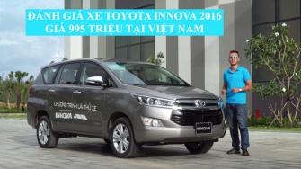 Video đánh giá chi tiết xe Toyota Innova 2016
