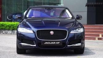 Video đánh giá chi tiết xe Jaguar XF 2016 giá 3,8 tỷ đồng
