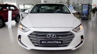 Đánh giá chi tiết xe Hyundai Elantra 2016 tại Việt Nam