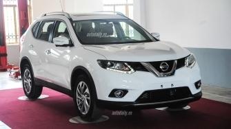 Đánh giá xe Nissan X-Trail 2016 tại Việt Nam