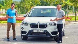 Đánh giá chi tiết xe BMW X1 2016 tại Việt Nam