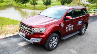Đánh giá chi tiết xe Ford Everest 2016 tại Việt Nam