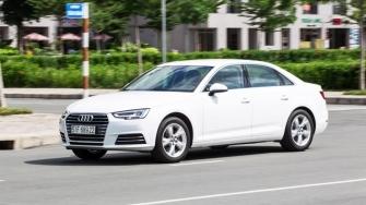 Đánh giá chi tiết xe Audi A4 2016 tại Việt Nam